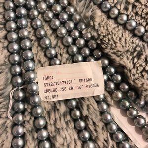 Japanese akoya pearl strands
